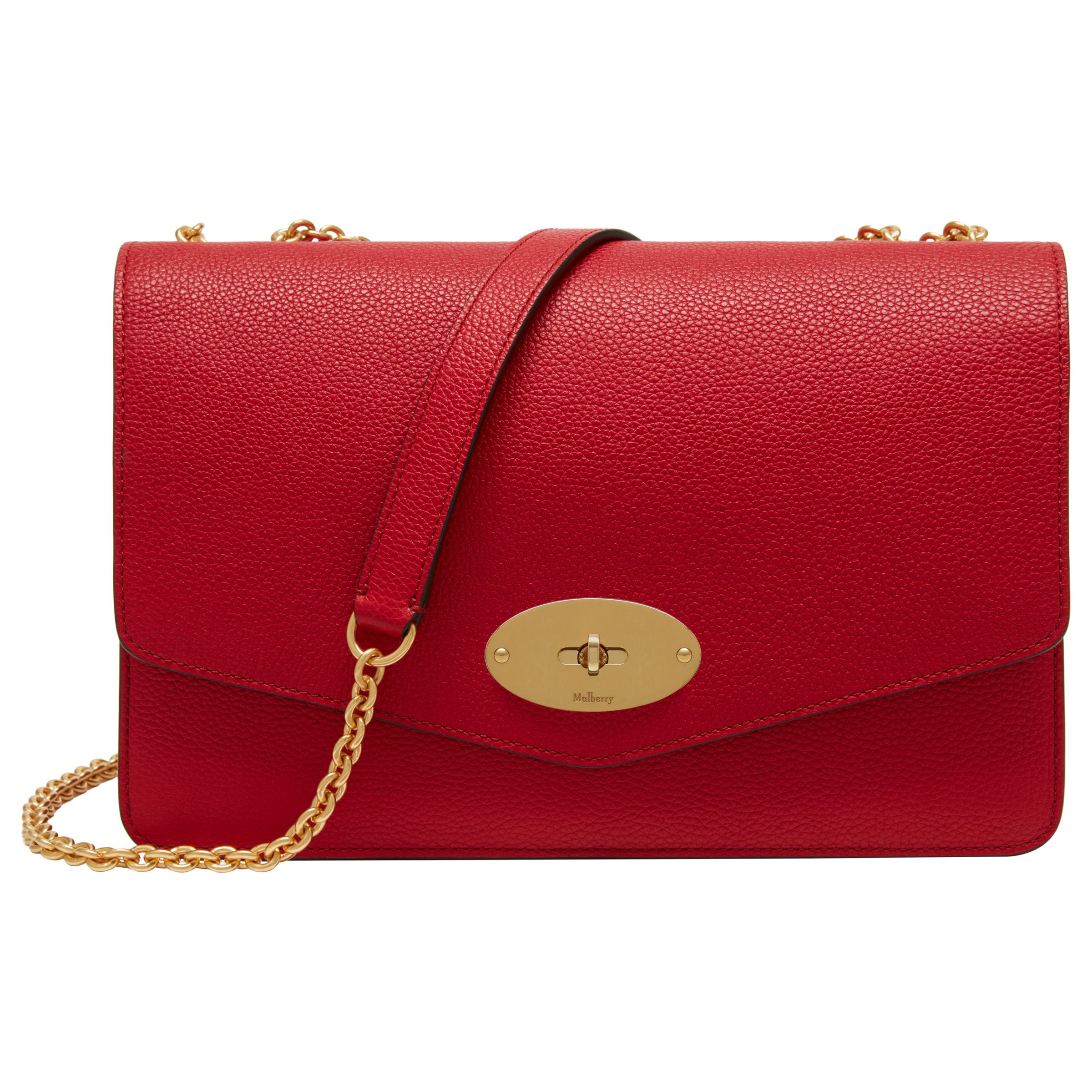 low price mulberry darley large classic grain leather cross body bag at john  lewis partners 4f408 3fd7b14a695ce
