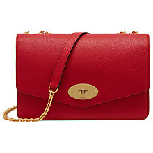 Buy Mulberry Darley Large Small Classic Grain Across Body Bag Online at johnlewis.com