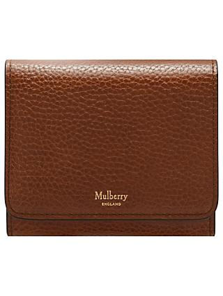 spain mulberry bayswater leather satchel tradesy 17a0b fddcc  australia mulberry  leather small continental french purse 16a27 b727f 892fd798c1fee