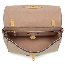 56d02d09cc3d ... ireland buy mulberry lily small classic grain leather shoulder bag  online at johnlewis 47edc 15331