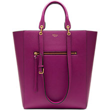 Buy Mulberry Maple Small Classic Grain Leather Tote Bag Online at johnlewis.com