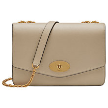 Buy Mulberry Darley Large Small Classic Grain Cross Body Bag Online at johnlewis.com