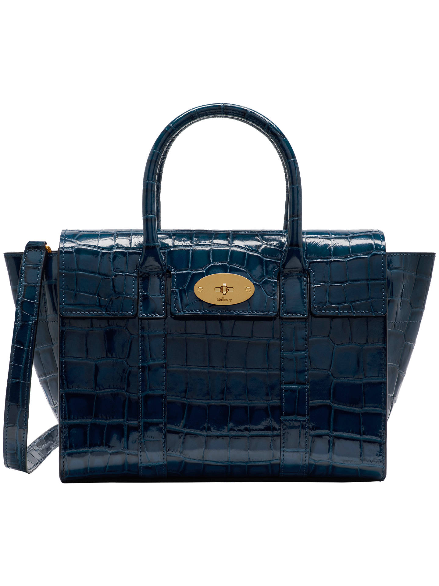 BuyMulberry Bayswater Leather Grab Bag 81fd53f6959fc
