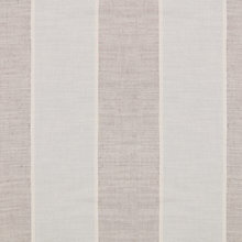 Buy John Lewis Brampton Jumbo Stripe Steel Fabric, Price Band D Online at johnlewis.com