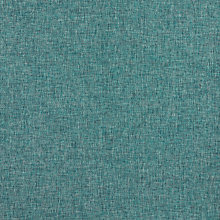 Buy John Lewis Stanton Teal Jacquard Fabric, Price Band C Online at johnlewis.com
