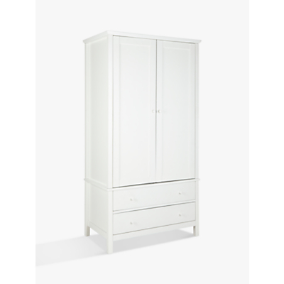 John Lewis & Partners Wilton 2 Door Wardrobe