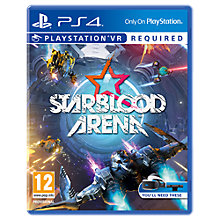 Buy StarBlood Arena, PS4 Online at johnlewis.com