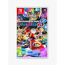 Buy Nintendo Mario Kart 8 Deluxe, Switch Online at johnlewis.com