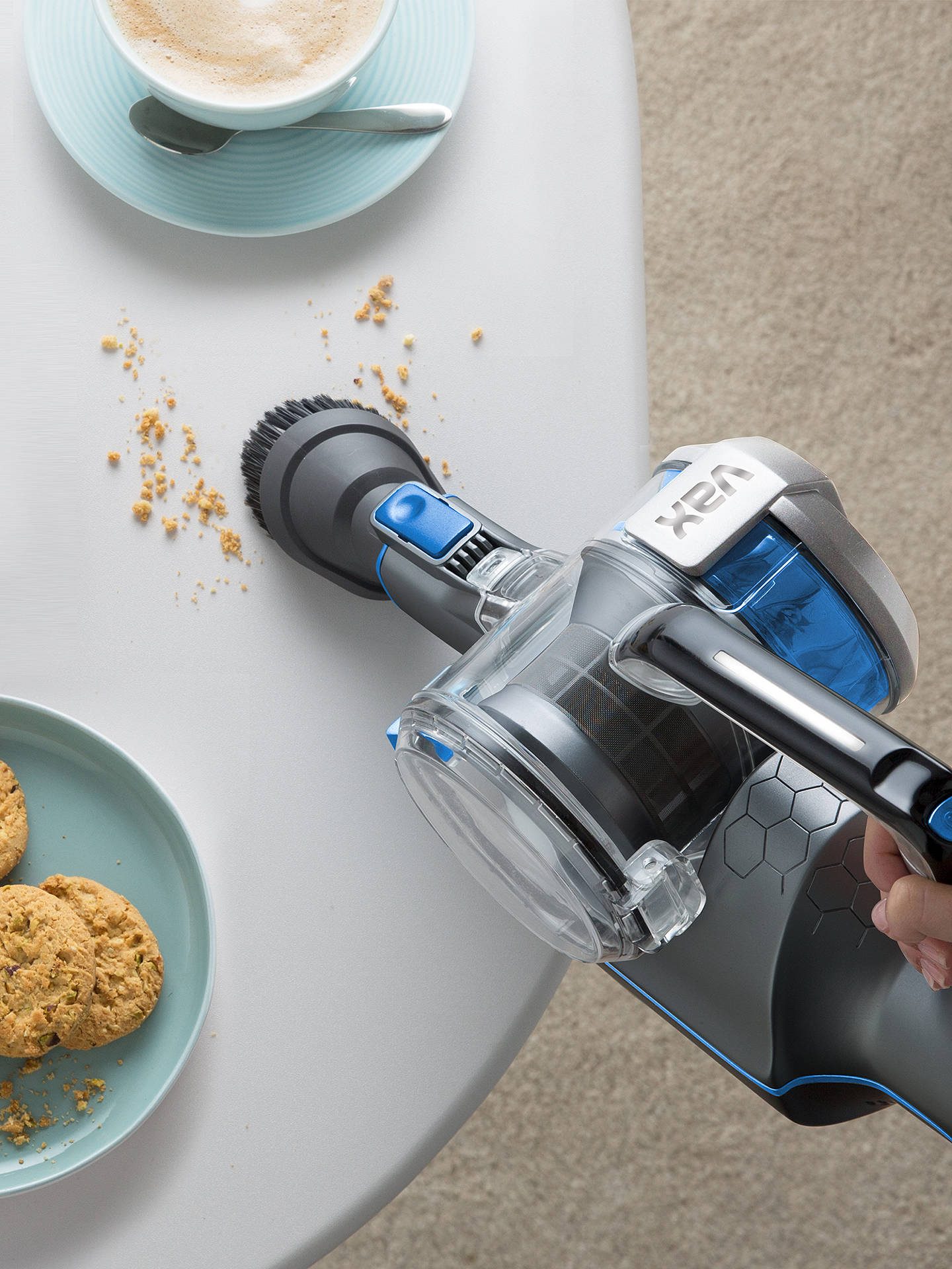 vax blade 32v cordless vacuum cleaner at john lewis partners. Black Bedroom Furniture Sets. Home Design Ideas