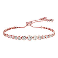 Buy CARAT* London Quentin Slider Bracelet Online at johnlewis.com