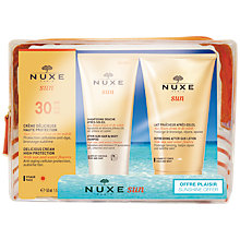 Buy NUXE SPF30 Sun Travel Kit Online at johnlewis.com