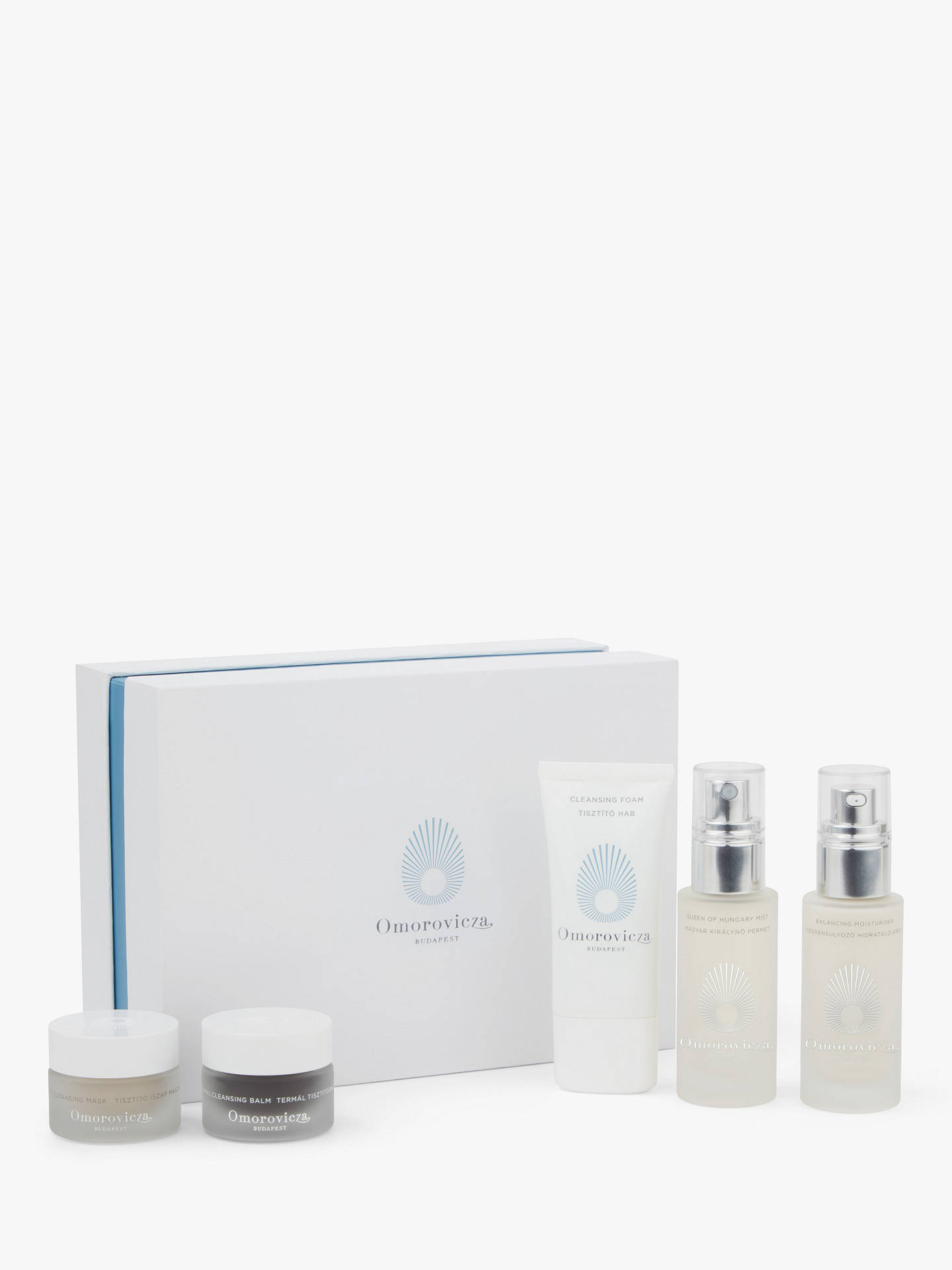 BuyOmorovicza Discovery Skincare Gift Set Online at johnlewis.com 0c44d30ec