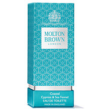 Buy Molton Brown Coastal Cypress & Sea Fennel Eau de Toilette, 50ml Online at johnlewis.com