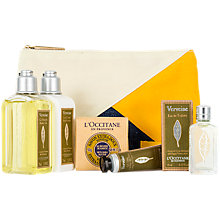 Buy L'Occitane Verbena Bath & Body Discovery Collection Online at johnlewis.com