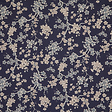 Buy John Lewis Lorelai Furnishing Fabric, Blue Online at johnlewis.com