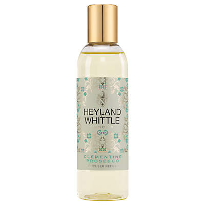 Heyland & Whittle Clementine & Prosecco Diffuser Refill