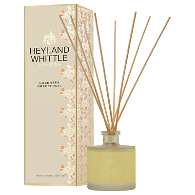 Heyland & Whittle Green Tea & Grapefruit Diffuser