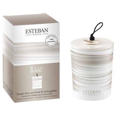 Esteban Rêve Blanc Scented Candle