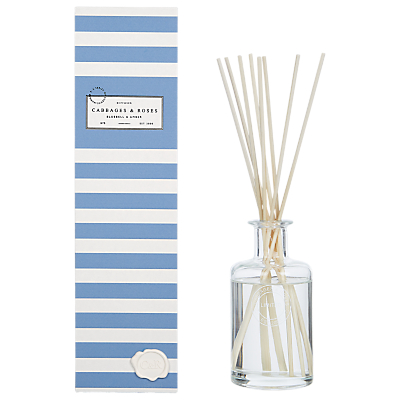 Cabbages & Roses Bluebell & Amber Diffuser, 200ml