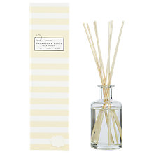 Buy Cabbages & Roses Iris & Mandarin Diffuser, 200ml Online at johnlewis.com
