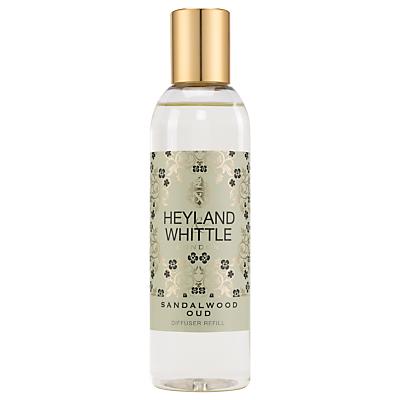 Heyland & Whittle Sandalwood Oud Diffuser Refill