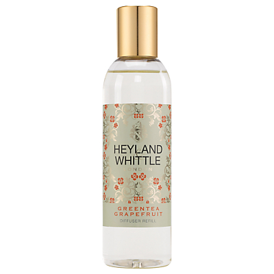 Heyland & Whittle Greentea grapefruit Diffuser Refill