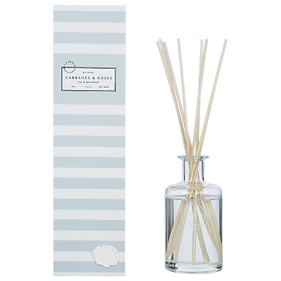 Cabbages & Roses Fig & Oakmoss Diffuser, 200ml