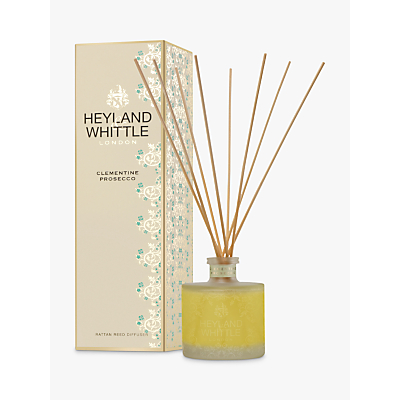 Heyland & Whittle Clementine prosecco Diffuser