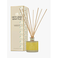 Buy Heyland & Whittle Clementine & Prosecco Diffuser Online at johnlewis.com