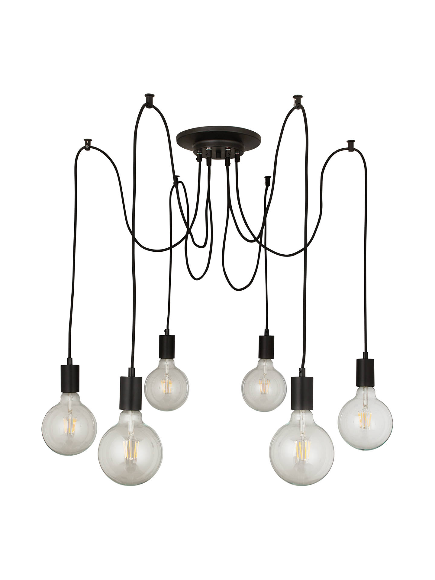 Buy House by John Lewis Swag Ceiling Light Online at johnlewis.com
