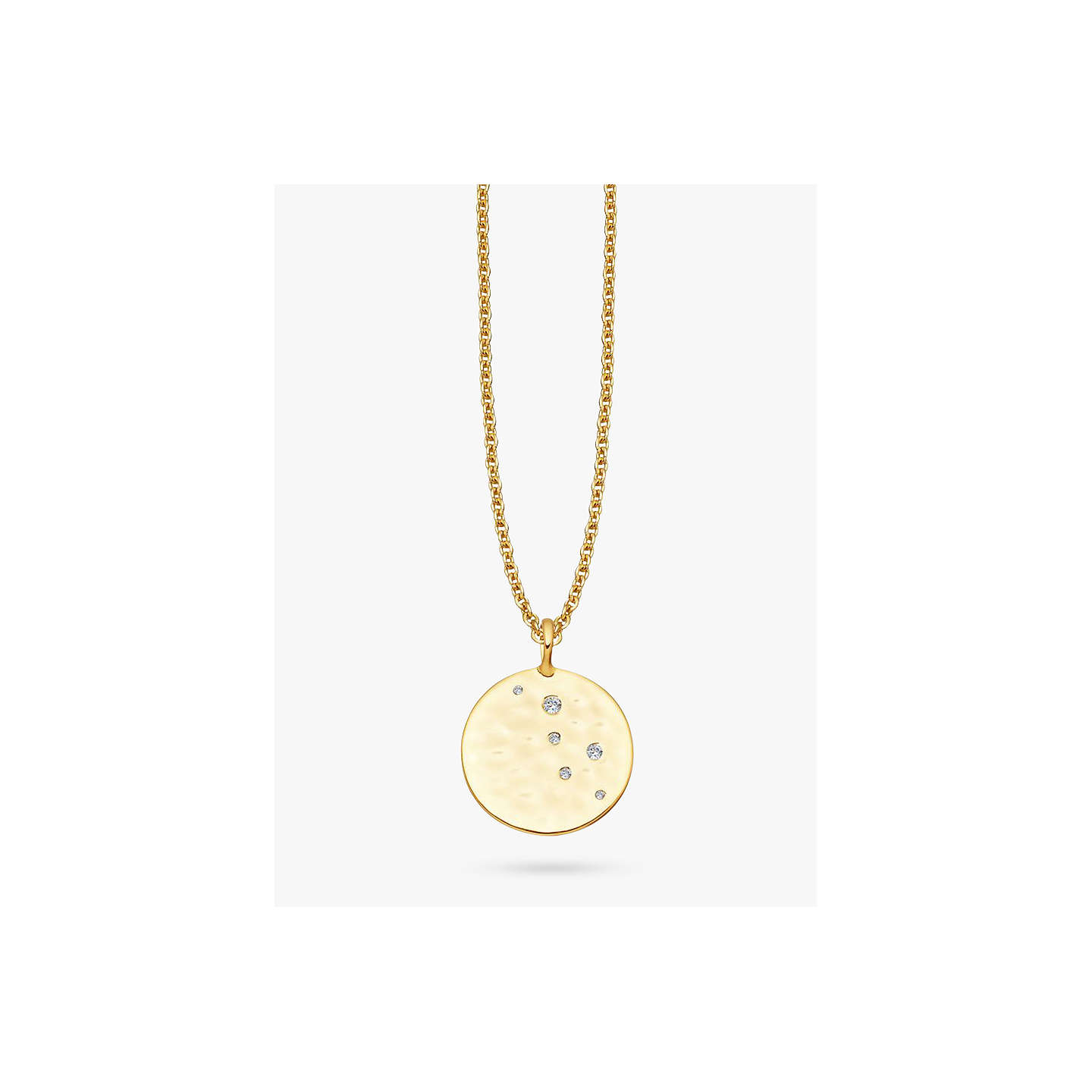 silo gold coin hammered apparel necklace img products