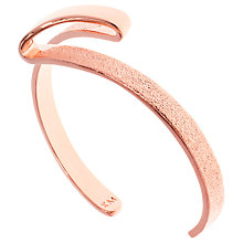 Buy Karen Millen Folded Cuff Online at johnlewis.com