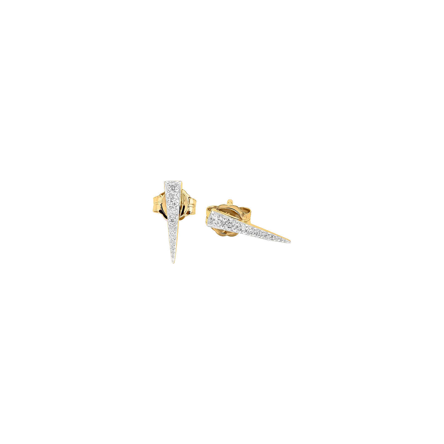 extra strand and earring stone stud products long bar xyz