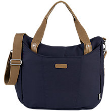 Buy Bababing Roma Changing Bag, Navy Online at johnlewis.com