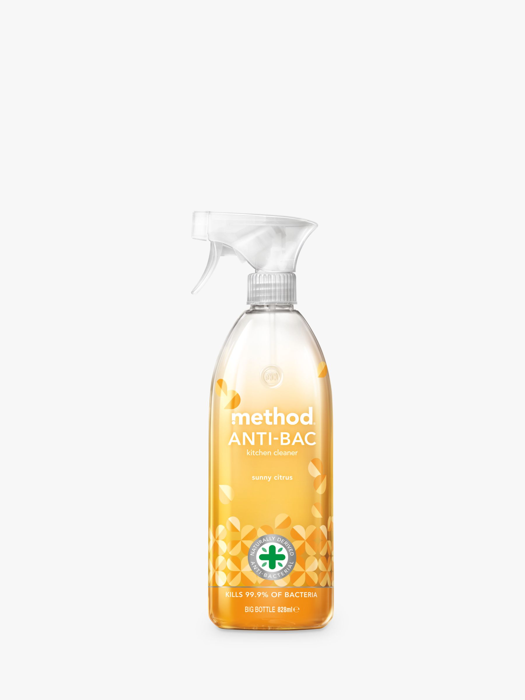 Method Method Anti-Bac Kitchen Cleaner, 828ml