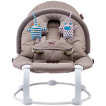 Buy Bababing Lobo2 Little Monsters Baby Bouncer, Natural Online at johnlewis.com