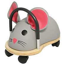 Buy Hippychick Mouse Wheely Bug Ride-On, Small Online at johnlewis.com