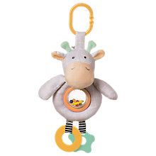 Buy Manhattan Toy Playtime Plush Giraffe Rattle Online at johnlewis.com