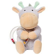 Buy Manhattan Toy Playtime Giraffe With Ring Rattle Online at johnlewis.com