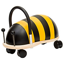 Buy Hippychick Bee Wheely Bug Ride-On Online at johnlewis.com