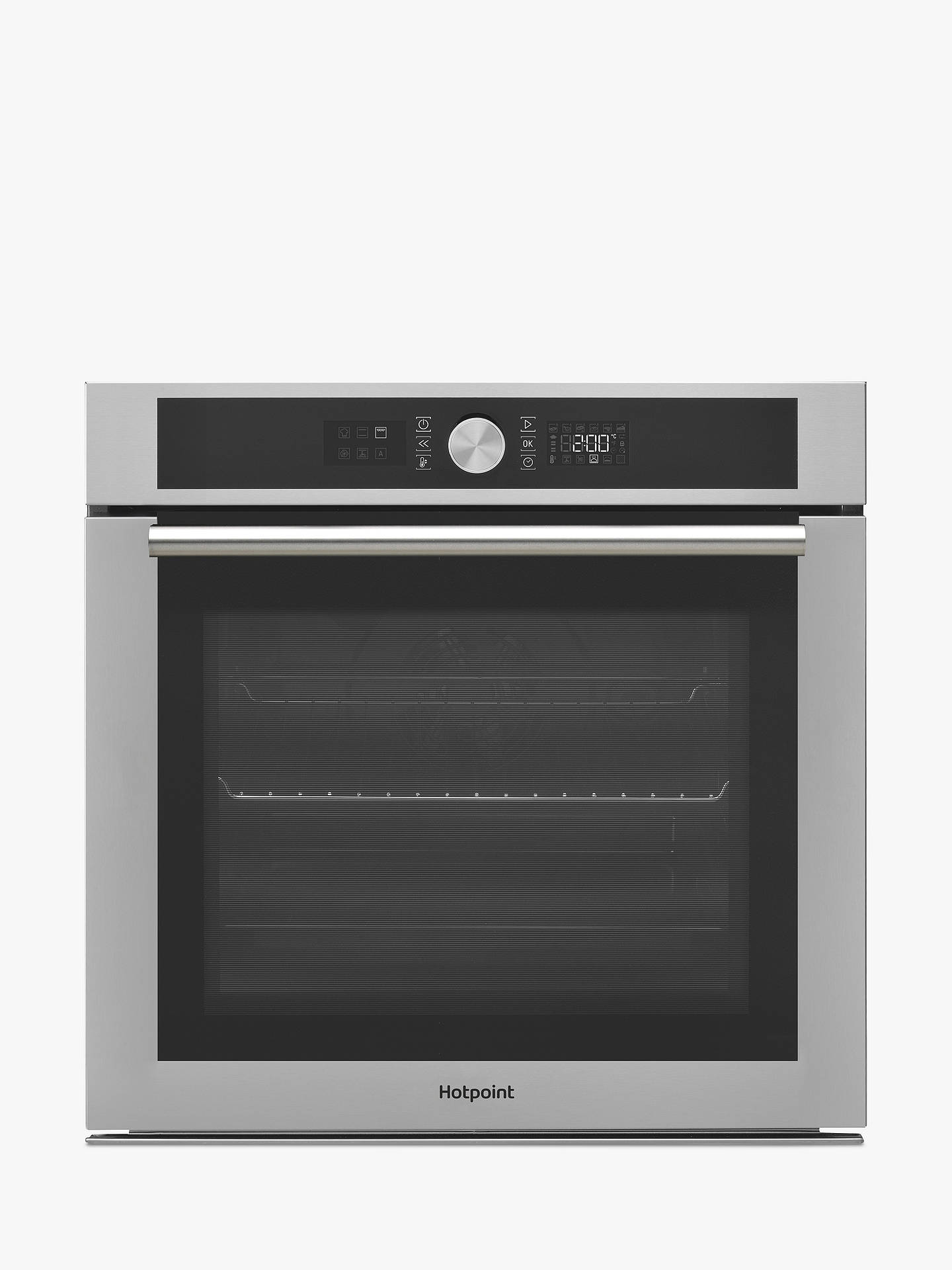 hotpoint si4854pix built in electric single oven. Black Bedroom Furniture Sets. Home Design Ideas