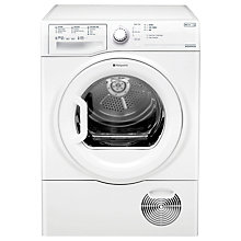Buy Hotpoint TCFS83BGP Condenser Tumble Dryer, 8kg Load, B Energy Rating, White Online at johnlewis.com