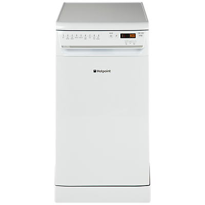 10-Place Slimline Dishwasher 9 Progs Class A++ White
