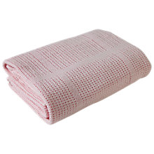 Buy Clair-de-Lune Baby Cellular Cotbed Blanket, 150 x 100cm Online at johnlewis.com