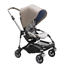 Buy Bugaboo Bee 5  Complete Pushchair, Tone Online at johnlewis.com