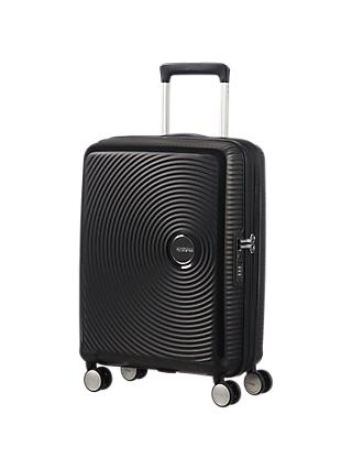 American Tourister Soundbox 4-Spinner Wheel 55cm Cabin Suitcase