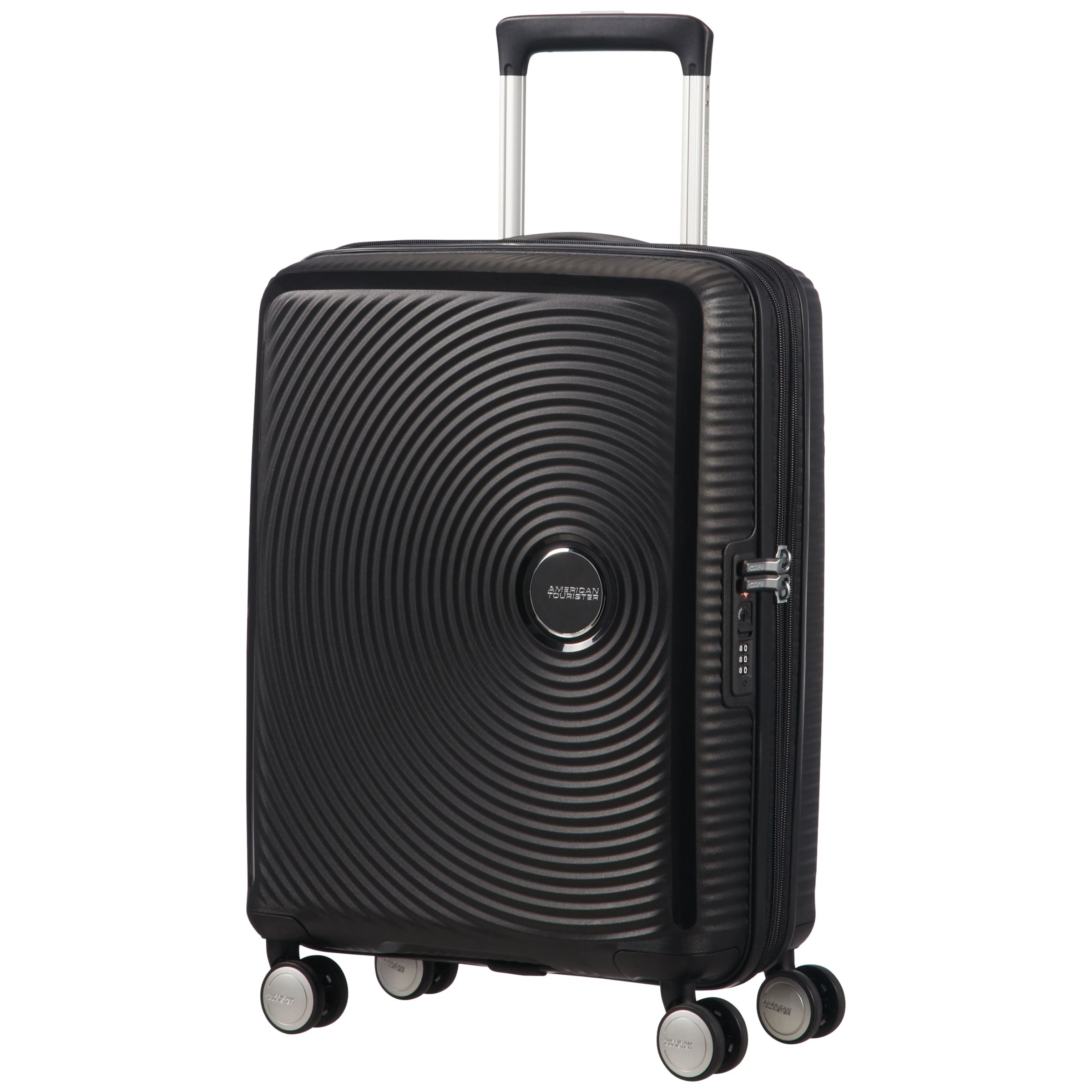 American Tourister American Tourister Soundbox 4-Spinner Wheel 55cm Cabin Suitcase