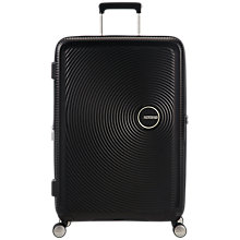 Buy American Tourister Soundbox 4-Wheel 67cm Suitcase Online at johnlewis.com