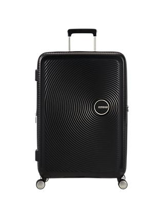 American Tourister Soundbox 4-Spinner Wheel 67cm Medium Suitcase