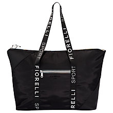 Buy Fiorelli Sport Fierce Tote Bag Online at johnlewis.com
